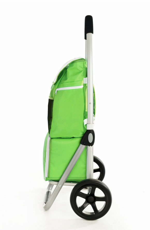 Carrycool verde perfil