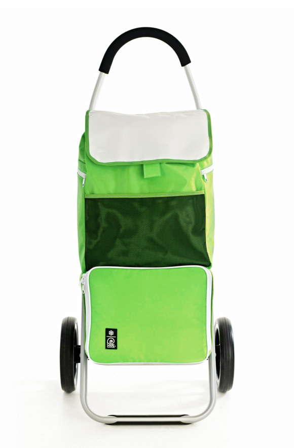 Carrycool verde frontal