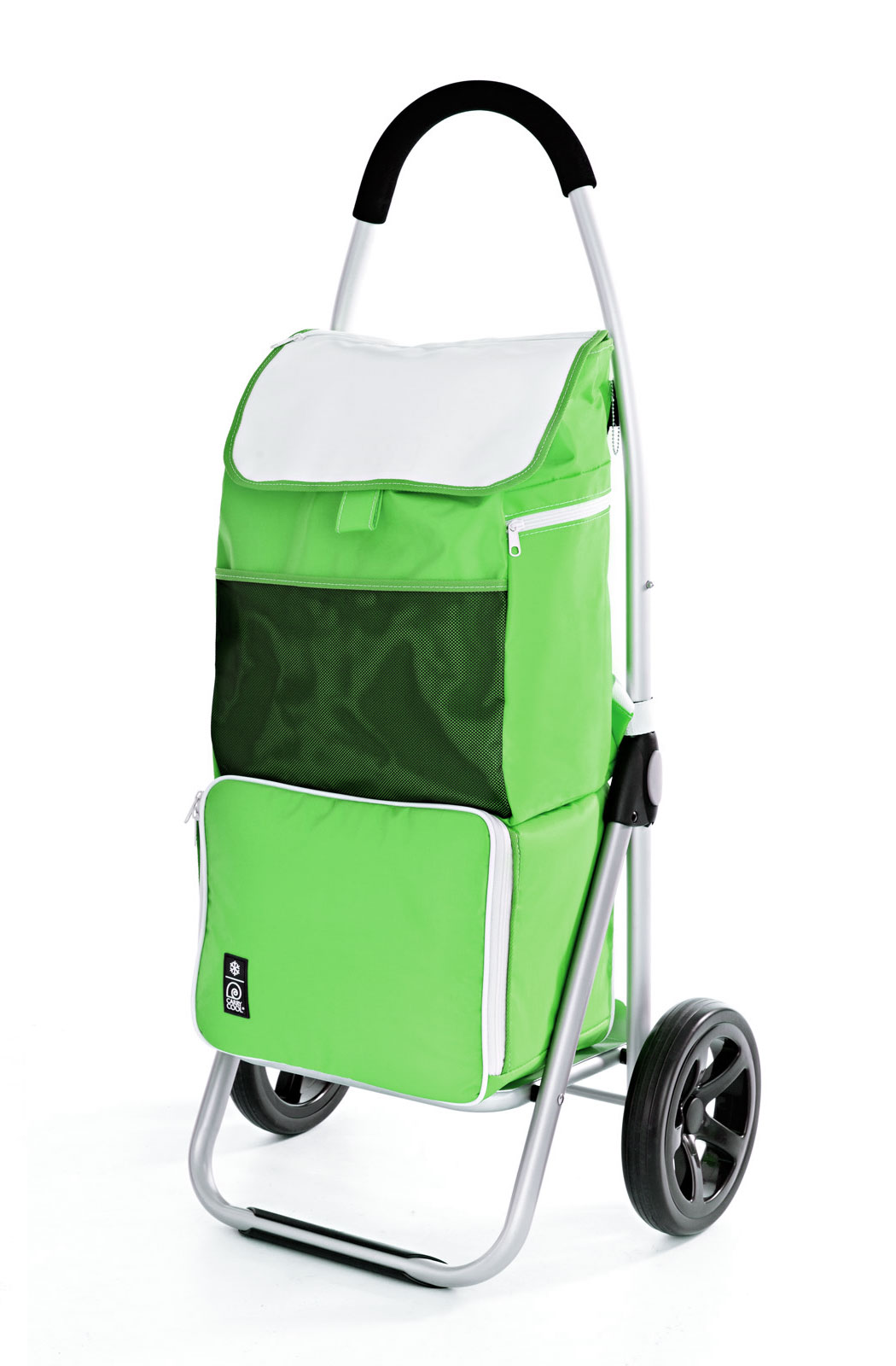 Carrycool verde perspectiva