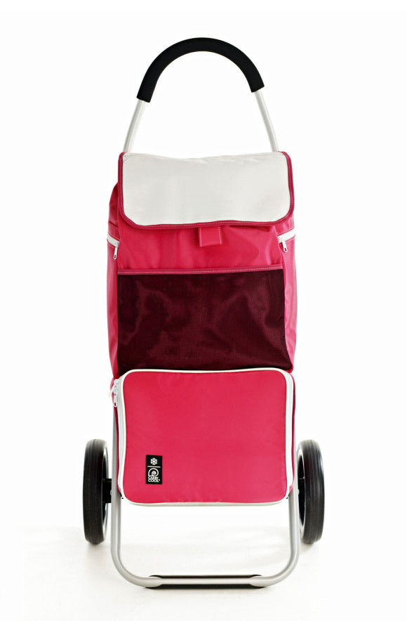 Carrycool magenta frontal