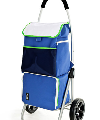 Carrycool azul perspectiva
