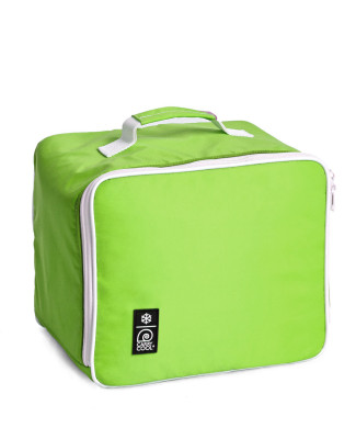 Nevera Carrycool verde
