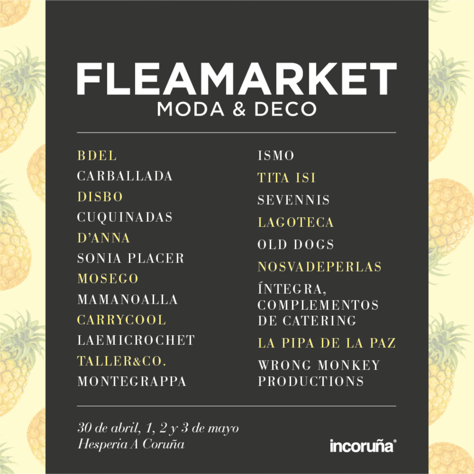 Fleamarket 2015 Carrycool